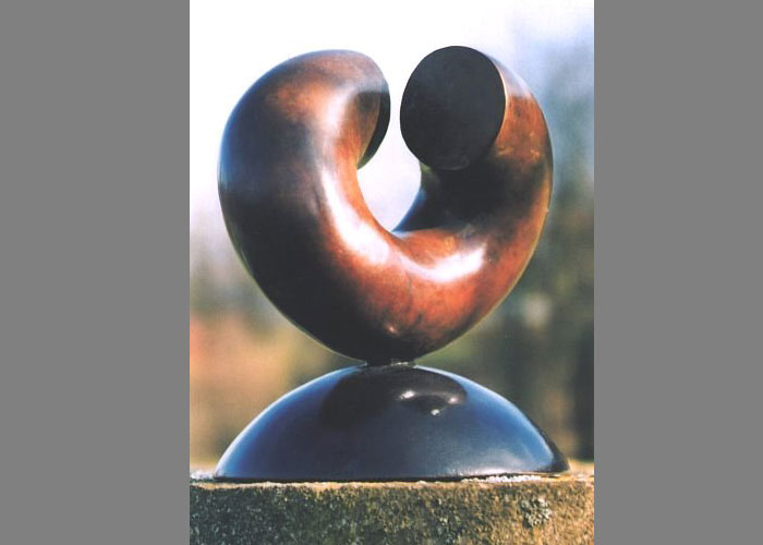 Laurence Broderick abstract sculpture